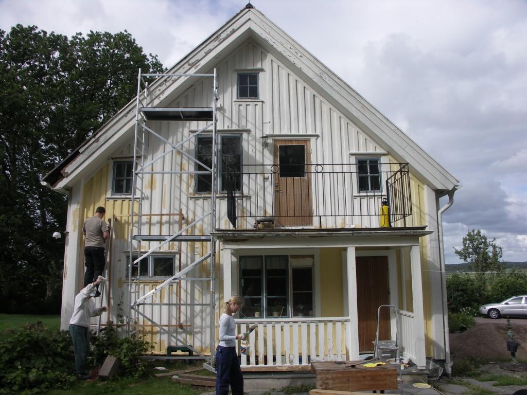 södergavel påbörjas juli 2008